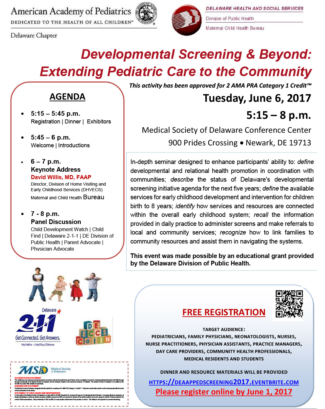 Developmental Screening & Beyond: Extending Pediatric Care to the Community